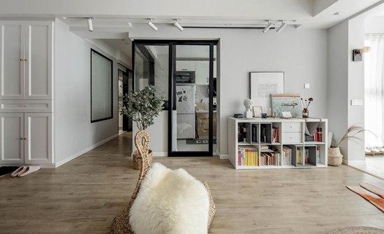 猫咪们的梦想豪宅!爱猫之家12万低成本改装120㎡简约风