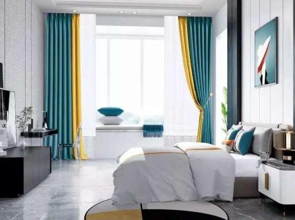 你知道少窗帘遮光度的选择标准吗